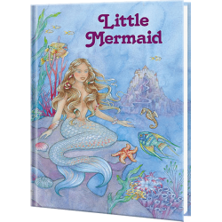 Little Mermaid Personalized Book