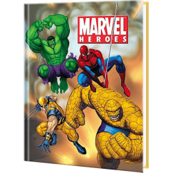 Marvel Heroes Personalized Children's Book