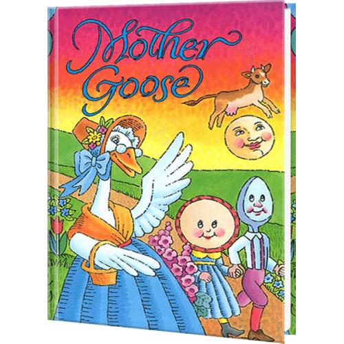 Mother Goose Personalized Children's Book