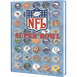 NFL Super Bowl Personalized Children's Book