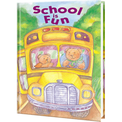School is Fun Personalized Children's Book