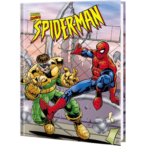 Spider Man Personalized Children's Book