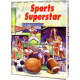 Personalized Sports Superstar Book