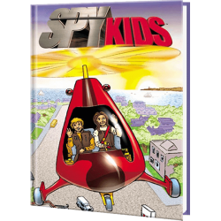 Spy Kids Personalized Children's Book