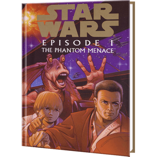 Star Wars Episode I - The Phantom Menace Personalized Children's Book