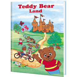 Teddy Bear Land Personalized Children's Book