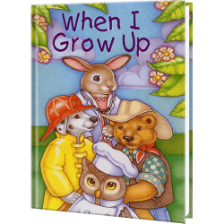When I Grow Up Personalized Children's Book