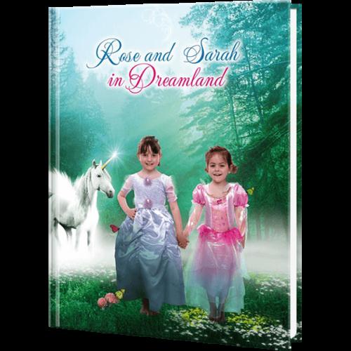 Dreamland Personalized Children's Photo Book