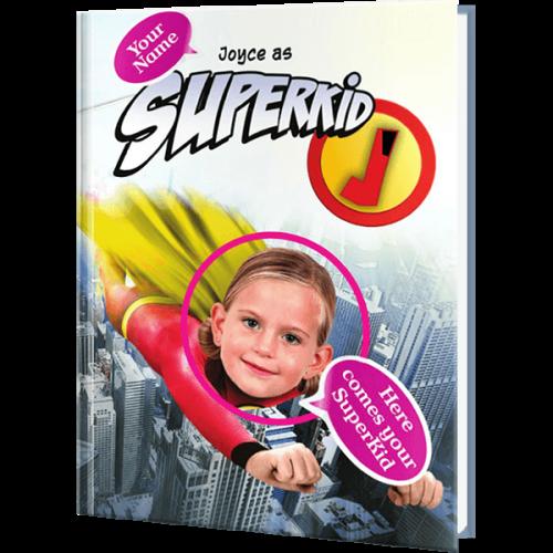 Super Kid Personalized Children's Photo Book