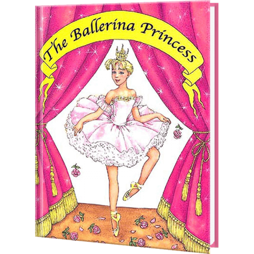 Ballerina Princess - CAB Personalized Children's Book