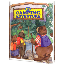 My Camping Adventure Personalized Book
