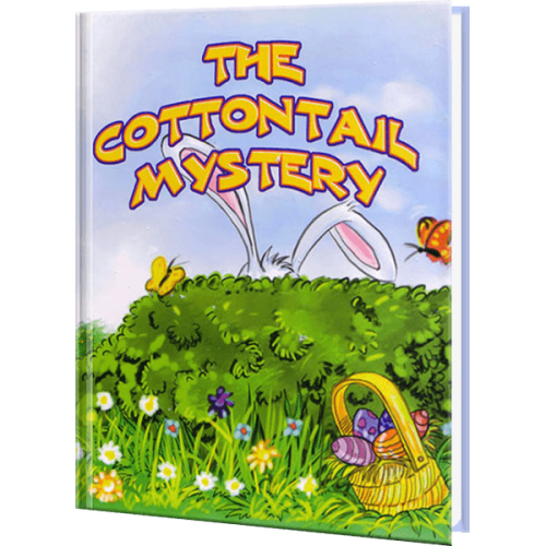 Personalized The Cottontail Mystery Children's Book