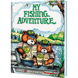 My Fishing Adventure Personalized Children's Book