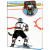Hockey Personalized Book