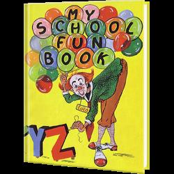 My School Fun Book Personalized Children's Book
