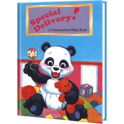Personalized Baby Books - Special Delivery!