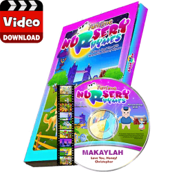 Fun Time Nursery Rhymes Personalized Digital MP4