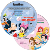 Disney's Princesses and Mickey Personalized Music