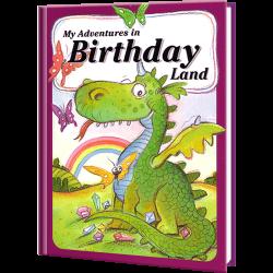 My Adventures in Birthday Land