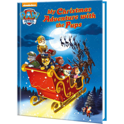 My Christmas Adventure with the PAW Patrol Pups Personalized Book