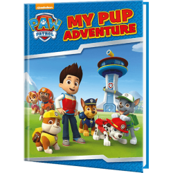 PAW Patrol My Pup Adventure Personalized Book