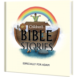 Personalized Children's Bible Stories