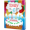 A Counting Birthday Book