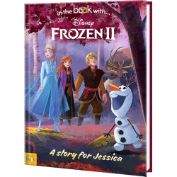 Personalized Disney's Frozen 2 Book