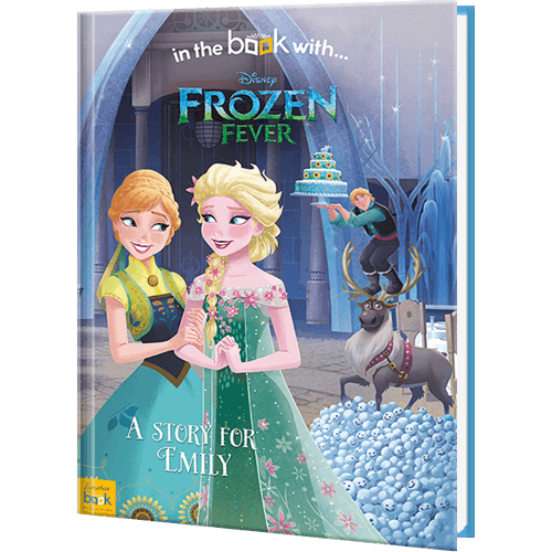 Frozen Fever Personalized Book