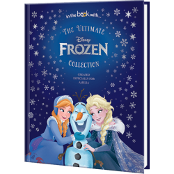 Disney Frozen Collection Personalized Book