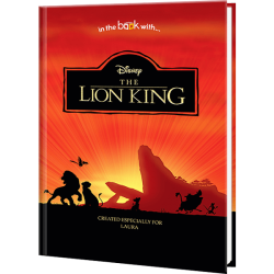 Disney Lion King Premium Personalized Book