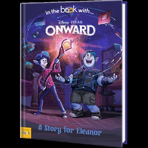 Personalized Disney's Onward