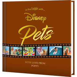 Disney Pets Personalized Book