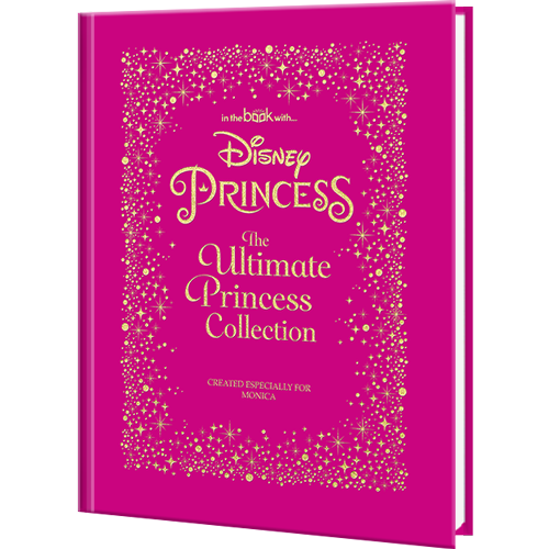 Disney Princess Ultimate Collection Personalized Book