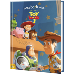 Disney Toy Story 3 - Personalized Kid's Book