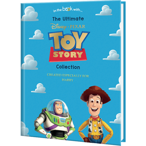 Disney Toy Story Collection Personalized Book