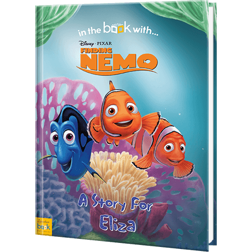 Personalized Finding Nemo Book
