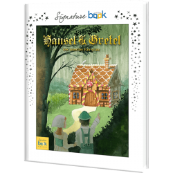 Personalized Hansel and Gretel Book