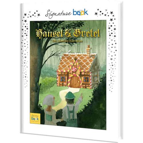 Hansel and Gretel Personalized Book