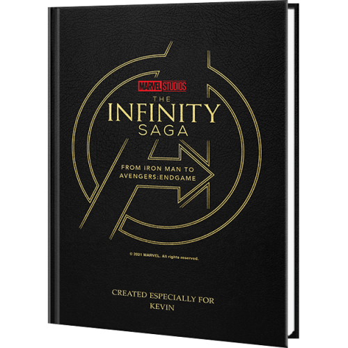 Personalized Marvel's The Infinity Saga Storybook Collection