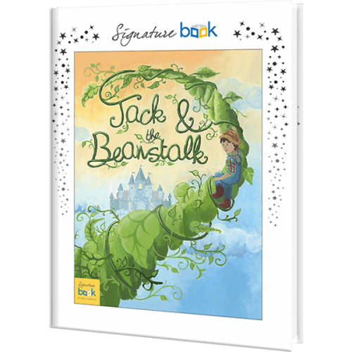 Jack and the Beanstalk Fairy Tale Personalized Book