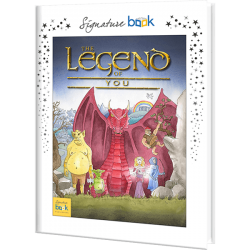 Personalized Legend of Your Name Book