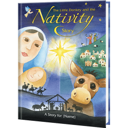 Nativity Story Personalized Book