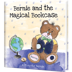 The Magical Bookcase Personalized Book