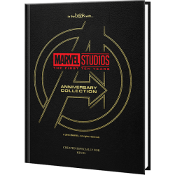 Marvel Anniversary Collection Personalized Book