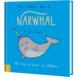 I'd Rather Be A Narwhal