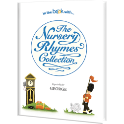Nursery Rhymes Collection Personalized Book