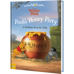 Disney's Winnie the Pooh Birthday Storybook