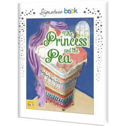 Princess and the Pea Personalized Book