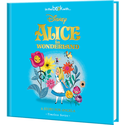 Personalized Disney's Alice In Wonderland Story Book